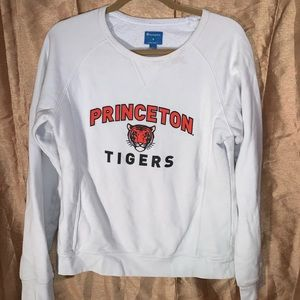 Princeton champion sweatshirt large